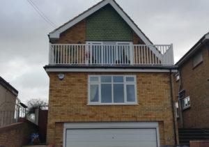 Flat Roofing Essex - Portfolio - Balcony Roofs