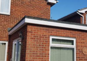 Flat Roofing Essex - Portfolio - Felt Roofs