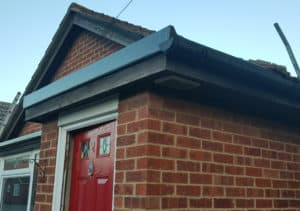 Flat Roofing Essex - Portfolio - Porch