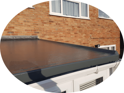 Fibre Glass Flat Roofing For Essex and London - Conservatory